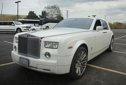 Rolls Phantom 4