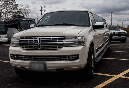 Lincoln Navigator New 12-14
