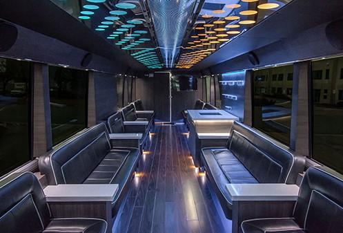 Party Bus 45-50 MCI3